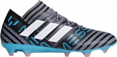Adidas Nemeziz Messi 17.1 Firm Ground - Grey