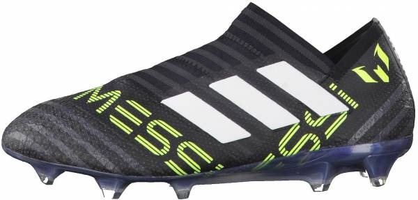 Adidas Nemeziz Messi 17+ 360 Agility Firm Ground Black