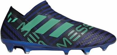 Adidas Nemeziz Messi 17+ 360 Agility Firm Ground - Blue Dark Blue Green Dark Blue Green (CM7733)