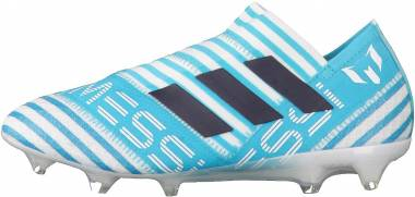 Adidas Nemeziz Messi 17+ 360 Agility Firm Ground - Blue/White (BY2401)
