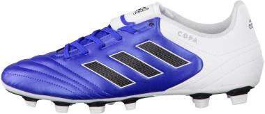 Adidas Copa 17.4 FxG Blue/White/Black Men