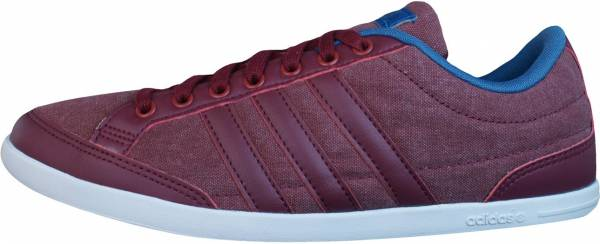 brand new a3c3a f0645 Adidas Caflaire Burgundy
