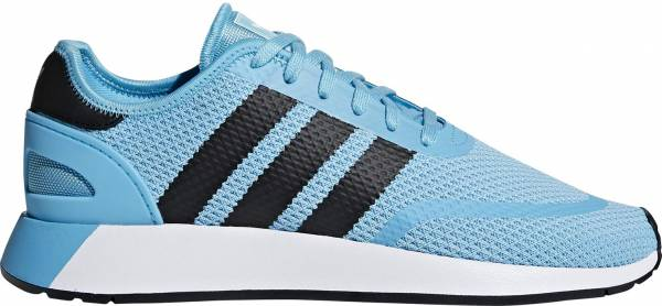 Adidas N-5923 Bright Cyan/Black/White