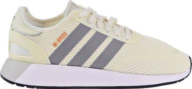 Adidas N-5923 - Off White Grey Three Fabric Grey Three Fabric