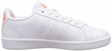 Adidas Cloudfoam Advantage Clean - White