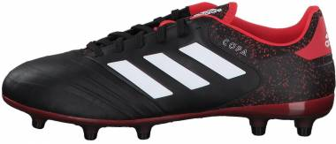 Adidas Copa 18.2 Firm Ground - Black/White/Real Coral (CP8953)