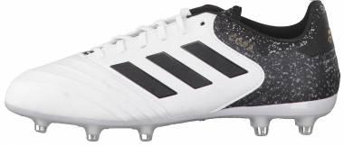 Adidas Copa 18.2 Firm Ground - Blanco Ftwbla Negbas Ormetr 000