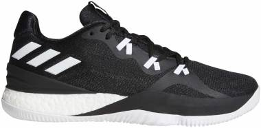 Adidas Crazylight Boost 2018 - Core Black-white-carbon (DB1070)