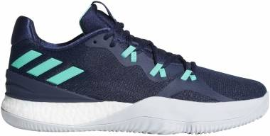 Adidas Crazylight Boost 2018 - Blue Conavy Hiregr Lgsogr 000