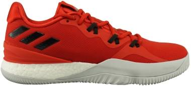 Adidas Crazylight Boost 2018 - Red Scarle Cblack Ftwwht 000