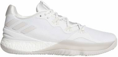 Adidas Crazylight Boost 2018 - White Crywht Chapea Ftwwht 000 (DB1072)
