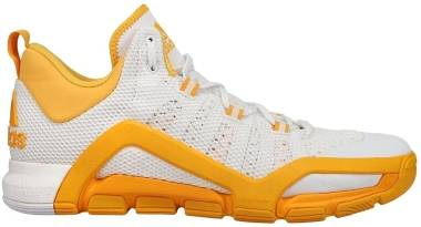 Adidas Crazyquick 3 - Gold,White (Q16901)