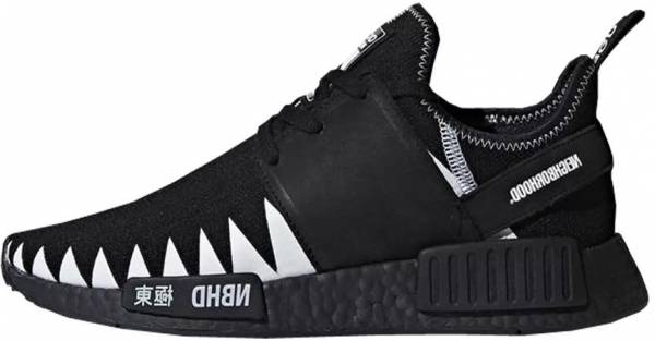 finest selection a13a2 f7018 Adidas Neighborhood NMD_R1_PK