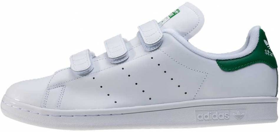Orgulloso hoy Guarda la ropa  Adidas Stan Smith CF sneakers in white (only $55) | RunRepeat