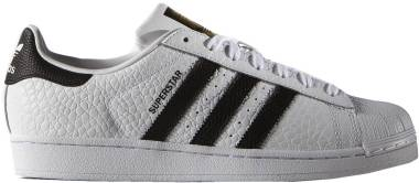 Adidas Superstar Animal - White
