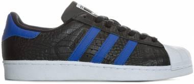 Adidas Superstar Animal Black Blue Men