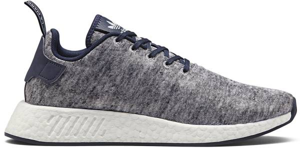 hot sales 98119 03f7b Adidas UA Sons NMD R2 Grey