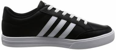 Adidas VS Set Low - Black Core Black Footwear White Footwear White 0 (BC0131)