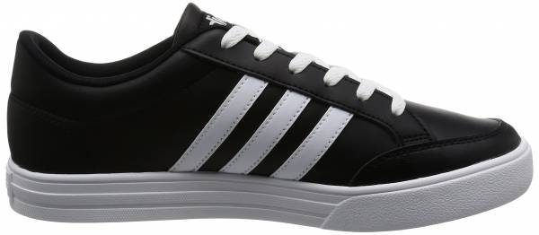 Adidas VS Set Low Black (Core Black/Footwear White/Footwear White 0)