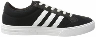 Adidas VS Set Low - Black (Core Black/Ftwr White/Ftwr White Core Black/Ftwr White/Ftwr White)
