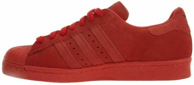 Adidas Superstar 80s City Series - Red