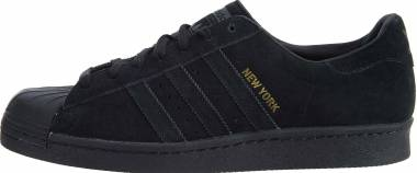 Adidas Superstar 80s City Series - cblack, cblack, cblack