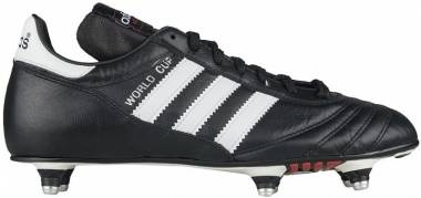 Adidas World Cup  - White/Black/Silver Metallic