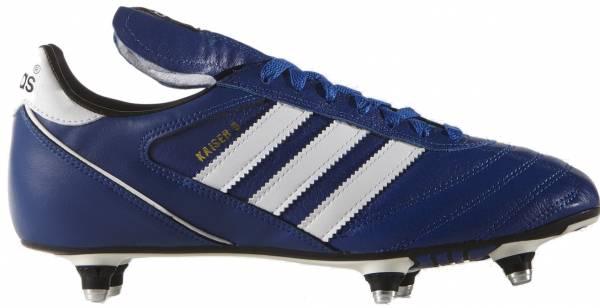 Adidas Kaiser 5 Cup Soft Ground - Blau (Collegiate Royal/Ftwr White/Core Black)