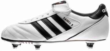 Adidas Kaiser 5 Cup Soft Ground - White
