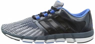 Adidas AdiPure Motion 2 - Schwarz (Black 1 / Black 1 / Blast Blue F13)