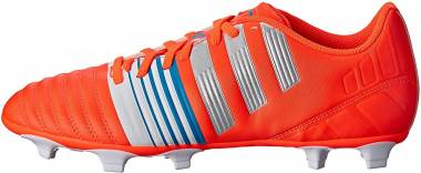 Adidas Nitrocharge 4.0 Firm Ground Orange Men