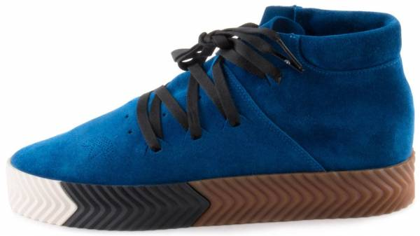 best website 43f30 104a3 Adidas AW Skate Mid blue