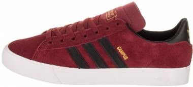 Adidas Campus Vulc II - Red (BY3963)