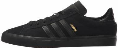 Adidas Campus Vulc II Black/Core Black/Core Black Men