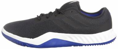 Adidas Crazytrain LT - Carbon/Core Black/Collegiate Royal