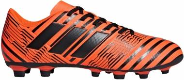 Adidas Nemeziz 17.4 Firm Ground - Black