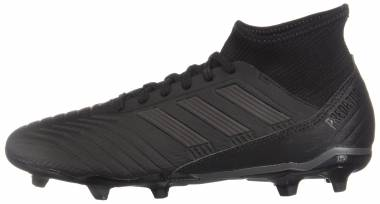 Adidas Predator 18.3 Firm Ground - Schwarz Core Black Core Black Real Coral S18 (CP9303)