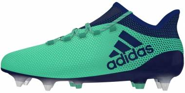 the best attitude d7e4c 3c433 Adidas X 17.1 Soft Ground Verde (Aergrn Uniink Hiregr Aergrn Uniink