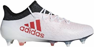 Adidas X 17.1 Soft Ground - White