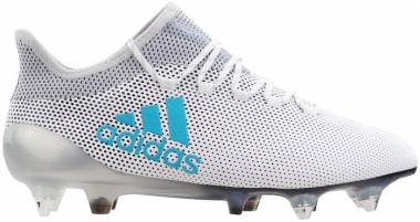 Adidas X 17.1 Soft Ground - Grey (S82315)