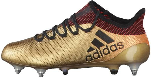 Adidas X 17.1 Soft Ground Gold