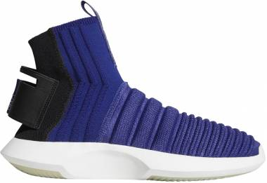 Adidas Crazy 1 ADV Sock Primeknit - Purple/Purple/Black
