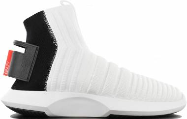 Adidas Crazy 1 ADV Sock Primeknit White Men