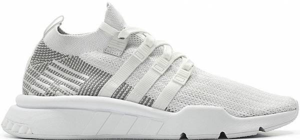 pretty nice efe16 0be3c Adidas EQT Support Mid ADV Primeknit White