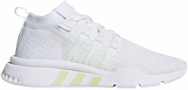 Adidas EQT Support Mid ADV Primeknit White / White Men