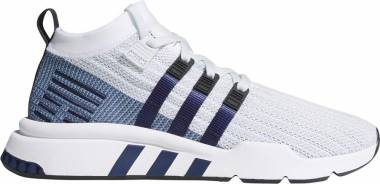 Adidas EQT Support Mid ADV Primeknit Blue Men