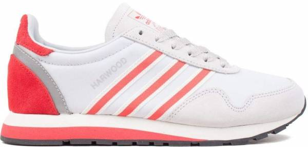Adidas Harwood SPZL Clear Grey / Ray Red