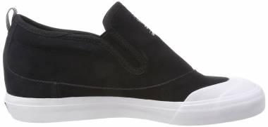 Adidas Matchcourt Slip Mid  Core Black/Ftwr White/Gum4 Men