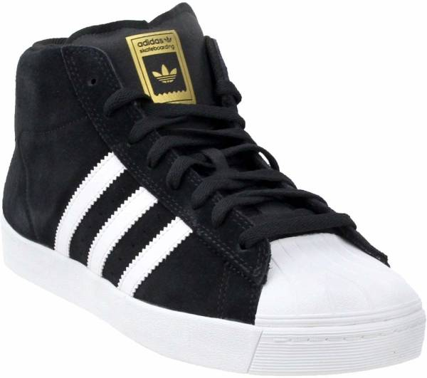 Pro Model Vulc Shoes   Products in 2019   Adidas, Black