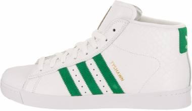 buy popular 07ec3 6c882 Adidas Pro Model Vulc ADV Bianco Verde (Ftwbla   Verde   Ftwbla) Men